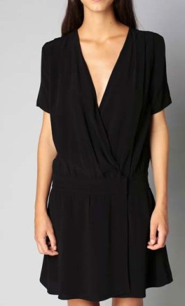 Robe portefeuille Close by MonShowRoom - Charonbelli's blog mode