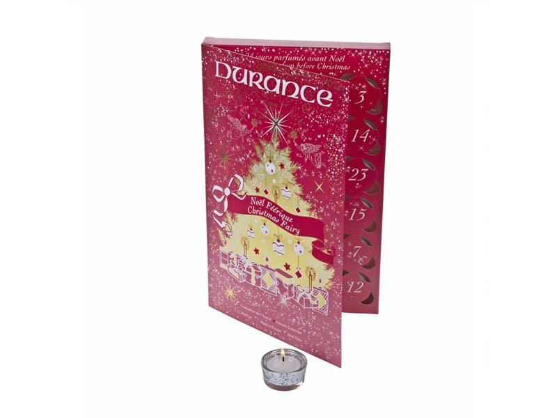 Calendrier de l'Avent Durance - Je veux un calendrier de l'Avent beauté ! - Charonbelli's blog beauté