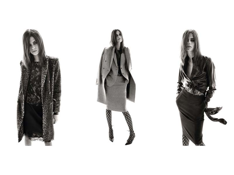 Carine Roitfeld X Uniqlo - la collection capsule ultra chic enfin disponible ! - Charonbelli's blog mode
