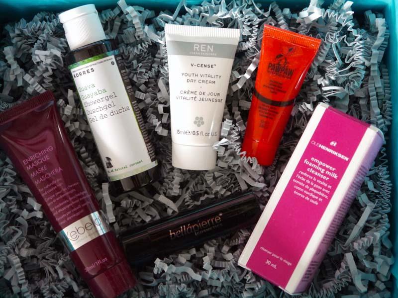Le récap' de ma box beauté Lookfantastic du mois de novembre (4) - Charonbelli's blog beauté