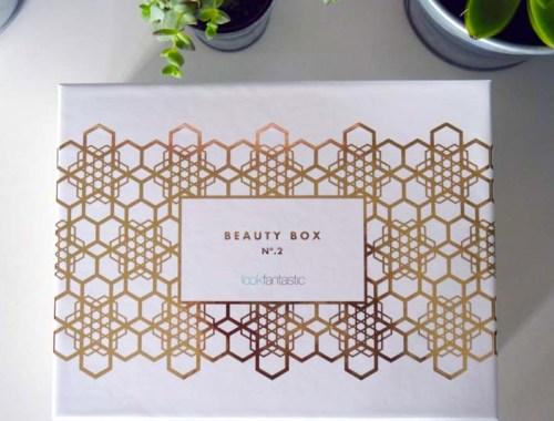 Le récap' de ma box beauté Lookfantastic du mois de novembre - Photo à la Une - Charonbelli's blog mode