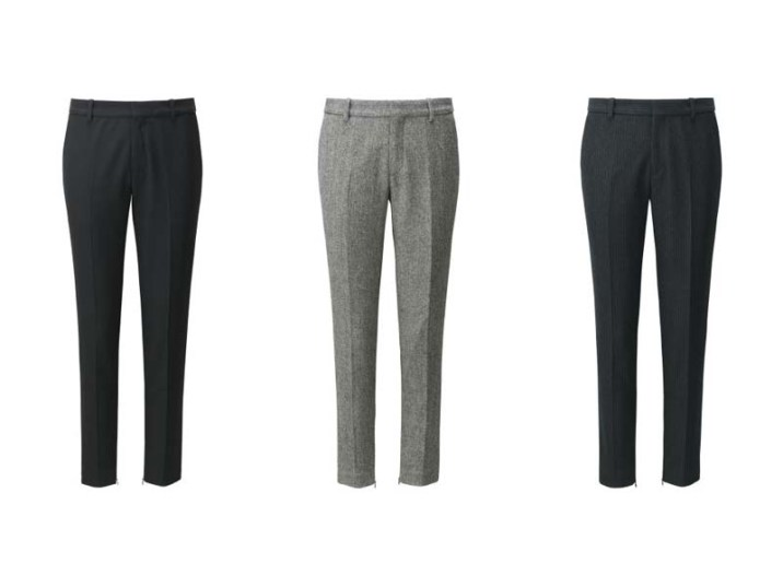 Pantalon - Carine Roitfeld X Uniqlo - la collection capsule ultra chic enfin disponible ! - Charonbelli's blog mode