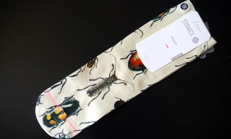 Concours - remporte des chaussettes Stance ! - Photo à la Une - Charonbelli's blog mode