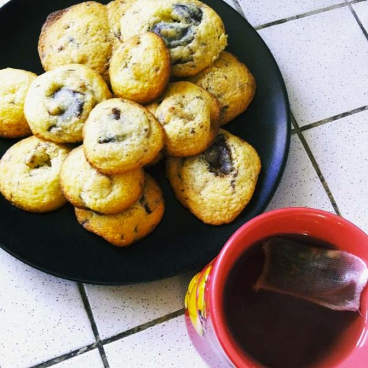 Mes chocolate chip cookies (3) - Charonbelli's blog de cuisine