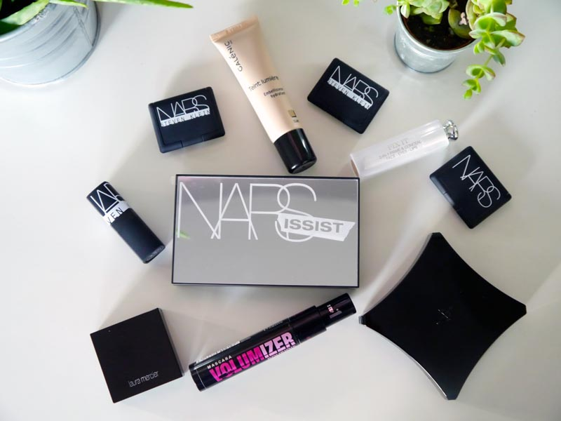 Mon tuto make up avec la collection Steven Klein X Nars - Charonbelli's blog beauté