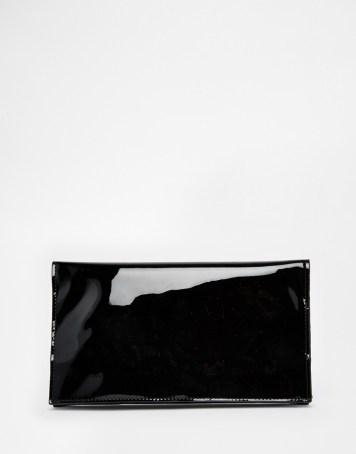 Pochette a rabat effet huile ASOS - Charonbelli's blog mode