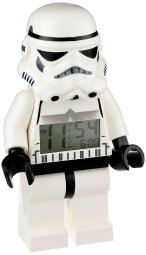Reveil digital figurine Lego Stromtrooper - Star Wars Le reveil de la force - Charonbelli's blog mode