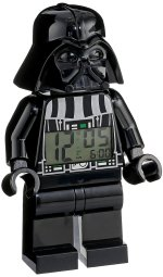 Reveil digital figurine Lego Vader - Star Wars Le reveil de la force - Charonbelli's blog mode