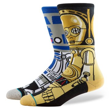 Stance X Star Wars - Droid - Le reveil de la force - Charonbelli's blog mode