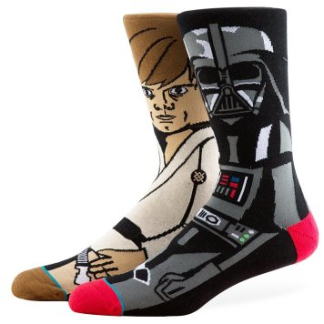 Stance X Star Wars - Force - Le reveil de la force - Charonbelli's blog mode