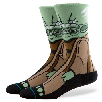 Stance X Star Wars - Yoda - Le reveil de la force - Charonbelli's blog mode