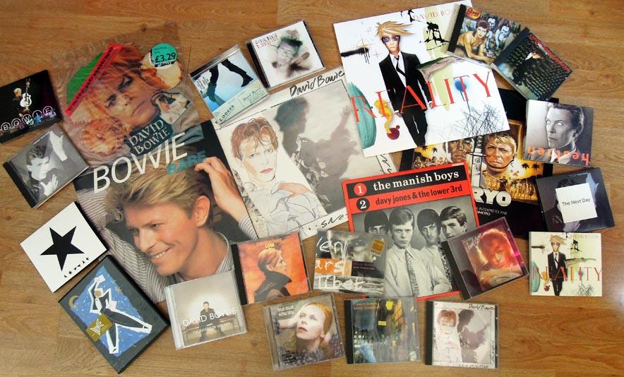 David Bowie et moi ... - Photo à la Une - Charonbelli's blog mode