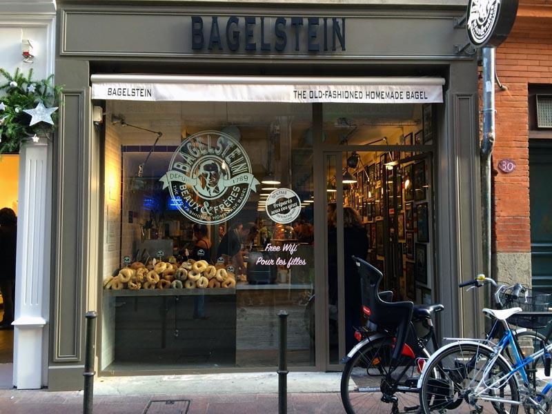 Le Roi du bagel Bagelstein est enfin arrivé à Toulouse ! - Charonbelli's blog lifestyle