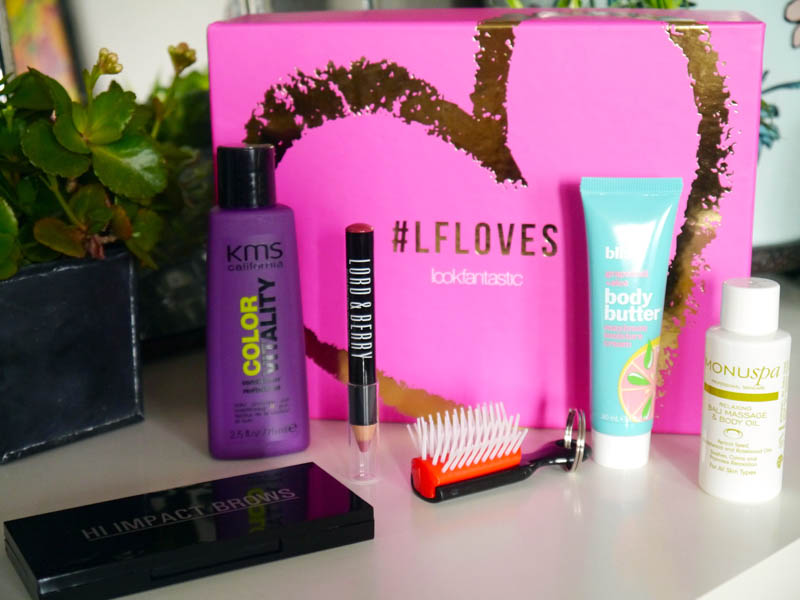 Lookfantastic-Love-Box-Charonbellis-blog-beaute-1