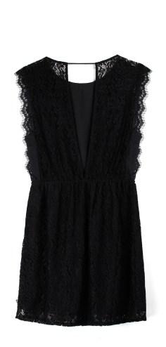 Robe MURPHY BLACK BACK Le temps des cerises - Charonbelli's blog mode