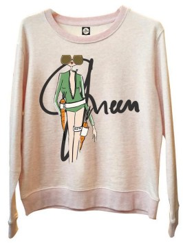 Sweat-rose-be-green-Be-Parisian-Charonbellis