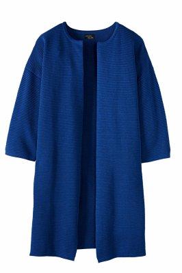 veste-bleue-esmara-Heidi-Klum-X-Lidl-Charonbellis