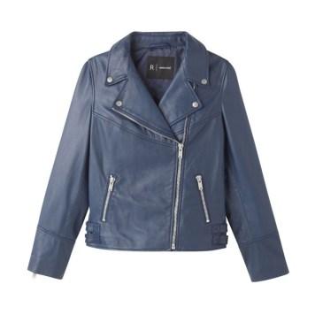Blouson-cuir-bleu-La-Redoute-Collections-Charonbellis