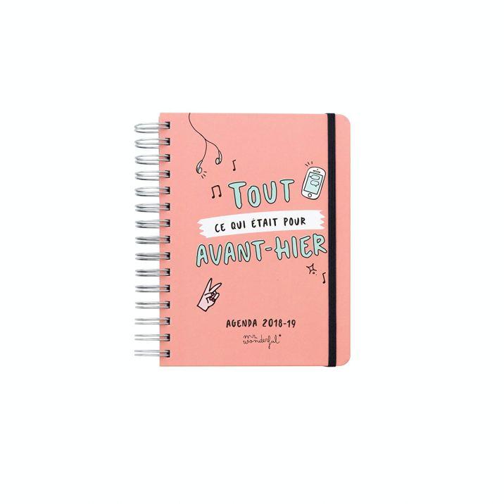 Agenda-journalier-Mr-Wonderful-Charonbellis