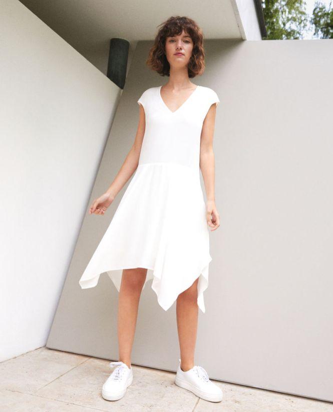 Off-white-robe-Comptoir-des-Cotonniers-Charonbellis