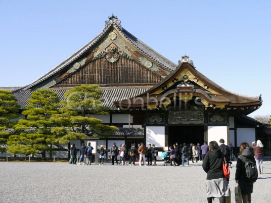 Nijo-jo-Castle(1)-Japon-Visiter-Kyoto-en-5-Jours-Charonbellis