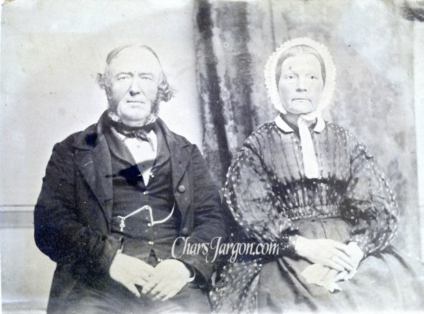 John Graham Smith Frances Clark