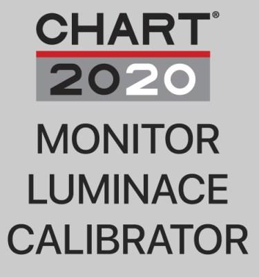 Chart2020 Monitor Luminance Calibrator
