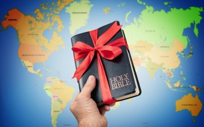 Christian Religious Birthday Celebration