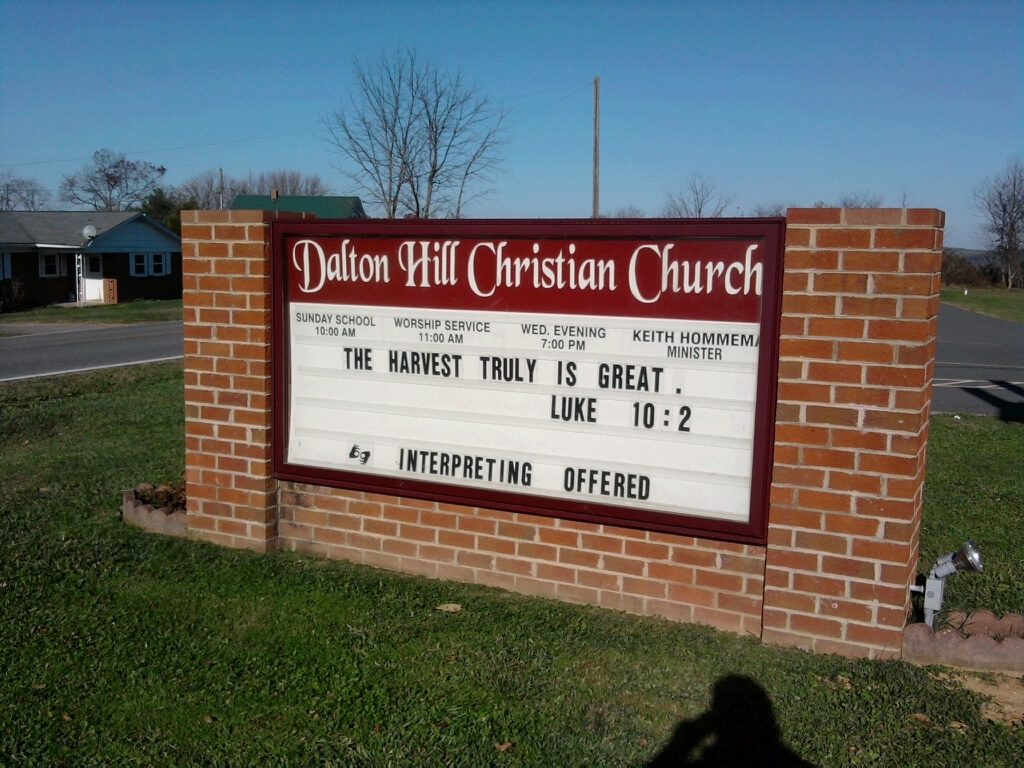 50 church sign sayings