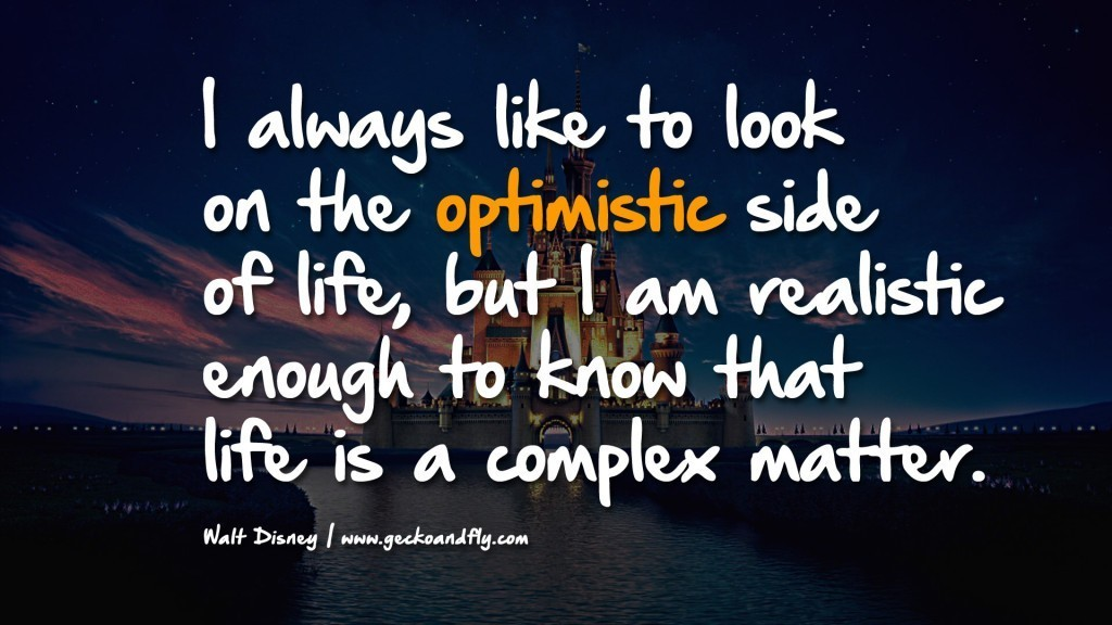 Optimistic Quotes To Keep You Going 8