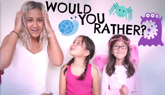 Would You Rather Questions