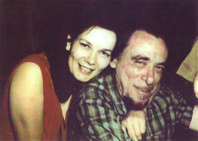 Charles Bukowski And Linda King