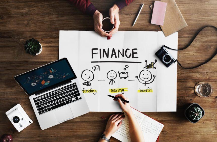 Finance and saving money