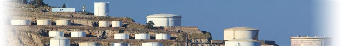 banner oil drums