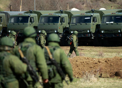 Rumours in Bryansk about invasion of Russian troops in Ukraine