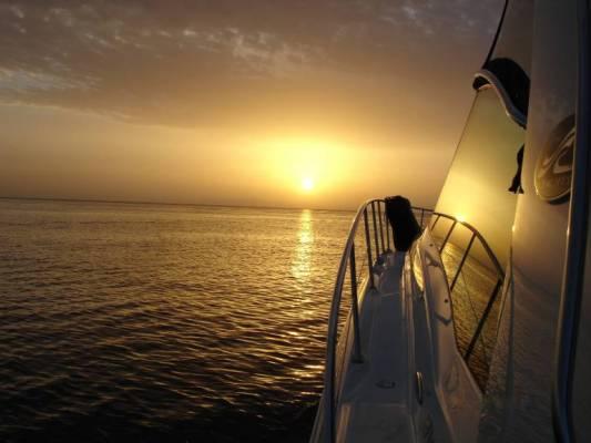 Charter Boat Dubai
