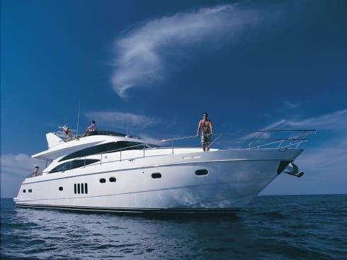 Charter Boat Companies Dubai