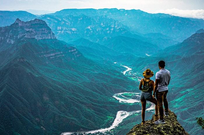 Copper Canyon<br>Next Tour<br> October 18 – 25, 2021