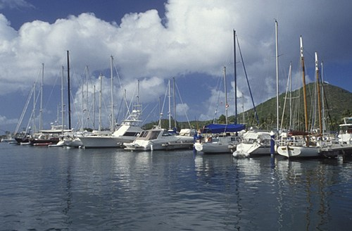 St.Thomas Bay (Virgin Gorda Yacht Harbour)