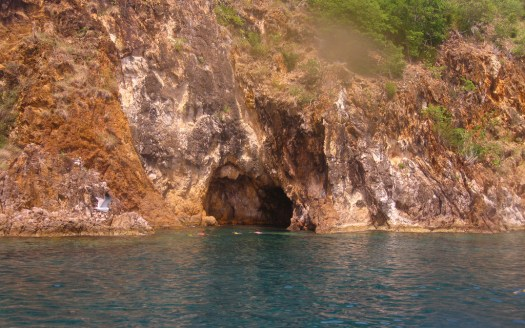 The Caves and Privateer Bay