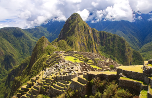 Machu Picchu is Peru's most famous attraction.