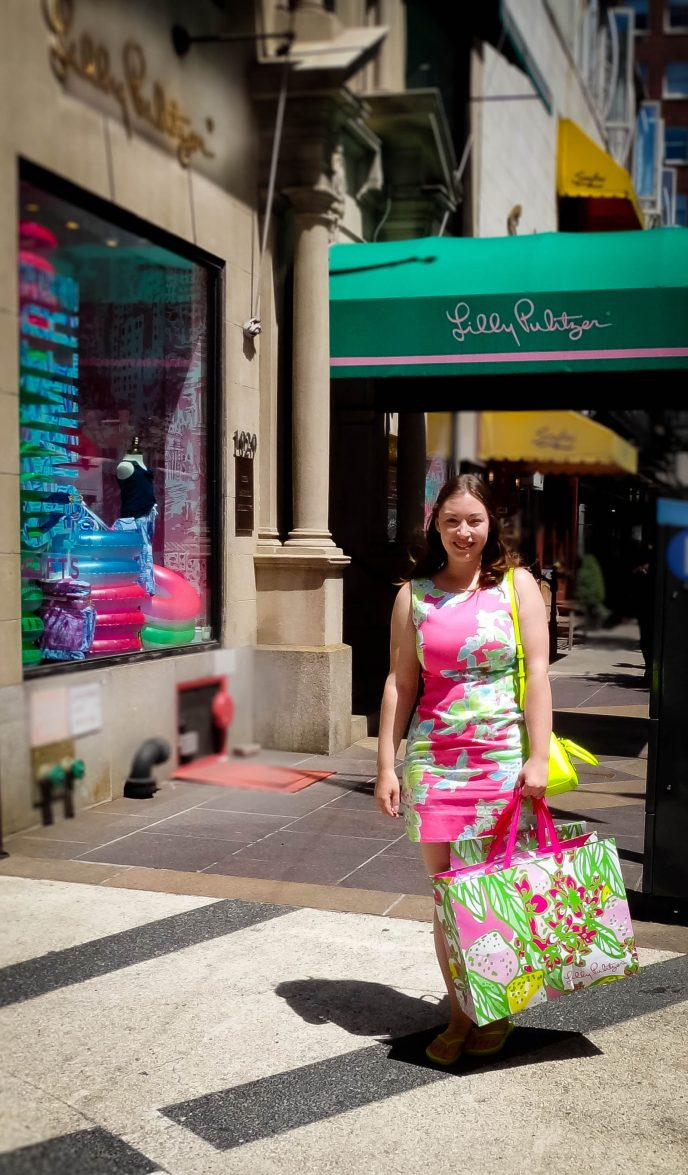 Lilly Pulitzer Store - NYC