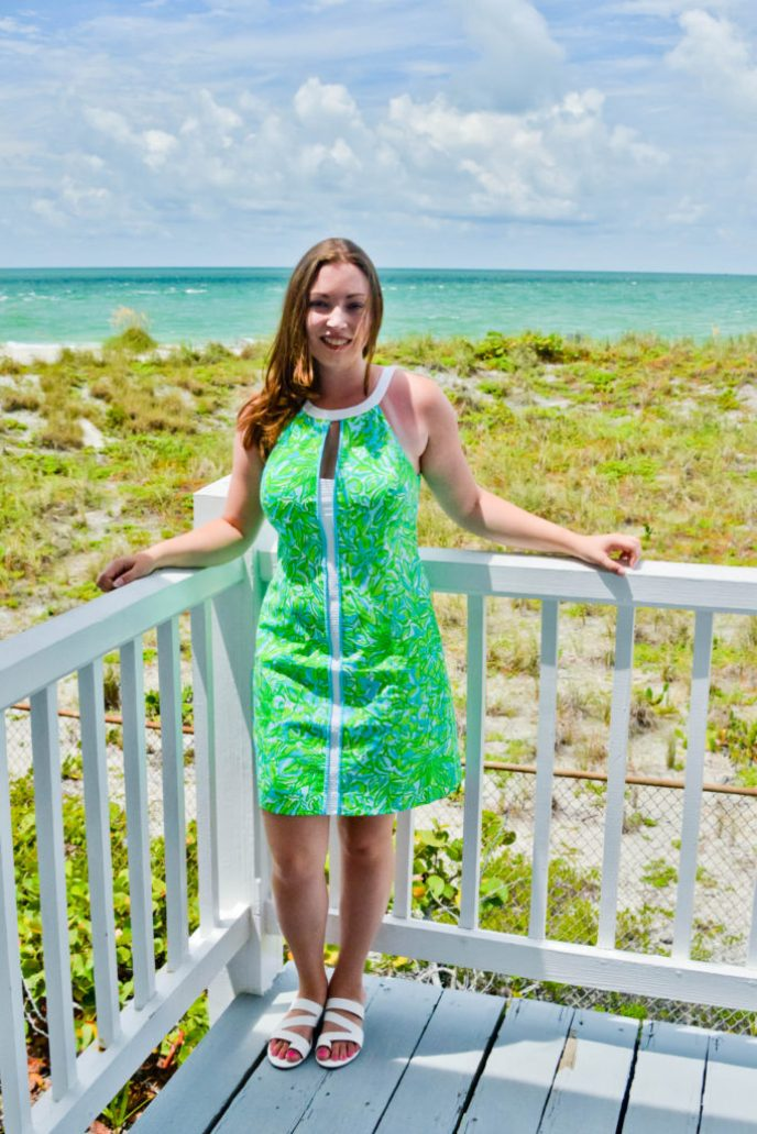 Boca Grande Lighthouse - Lilly Pulitzer