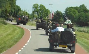 Blije convoy