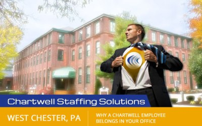 Why a Chartwell Employee Belongs in Your West Chester Office