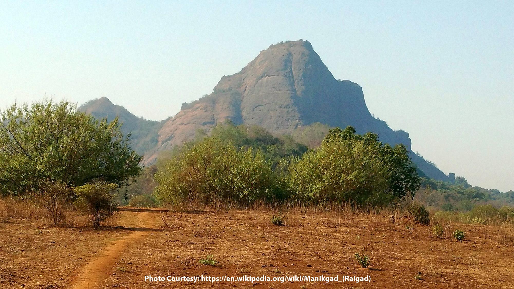 Maikgad Fort Near Panvel - माणिकगड घेराकिल्ला