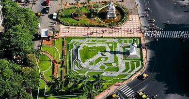 Hutatma Chowk, Mumbai, हुतात्मा चौक, मुंबई, जय जय महाराष्ट्र माझा - Jai Jai Maharashtra Maza