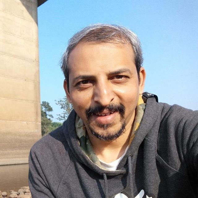 Maheswar Patankar महेश्वर पाटणकर - ऋशिकेष देसाई