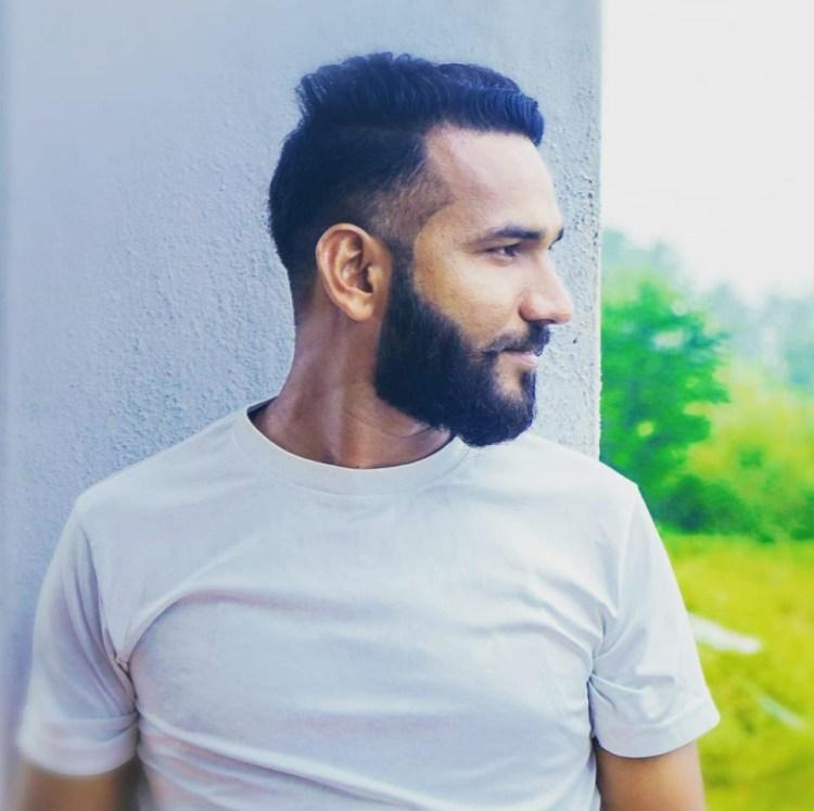 Mahesh Ambekar महेश आंबेकर - नाना