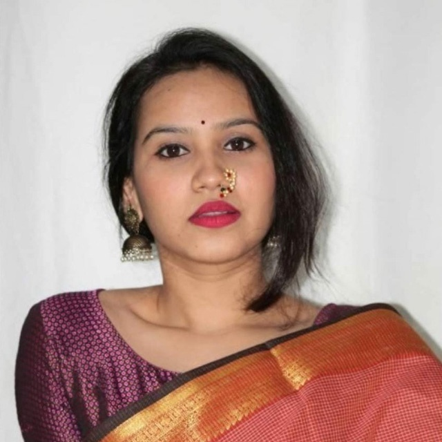 Ankita Narvnekar अंकिता नरवनेकर - नानाची गर्लफ्रेंड